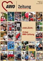 Cover AWOZeitung 01/2014